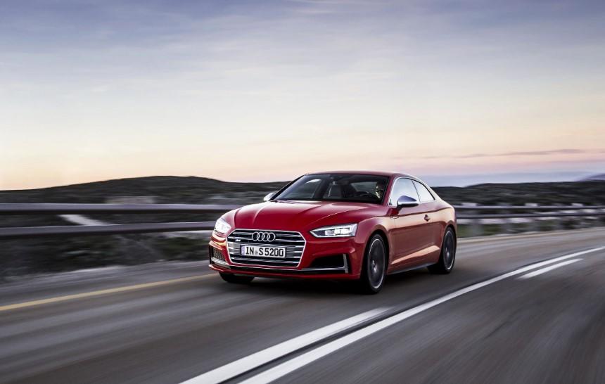 Audi S5 Coupé 2019