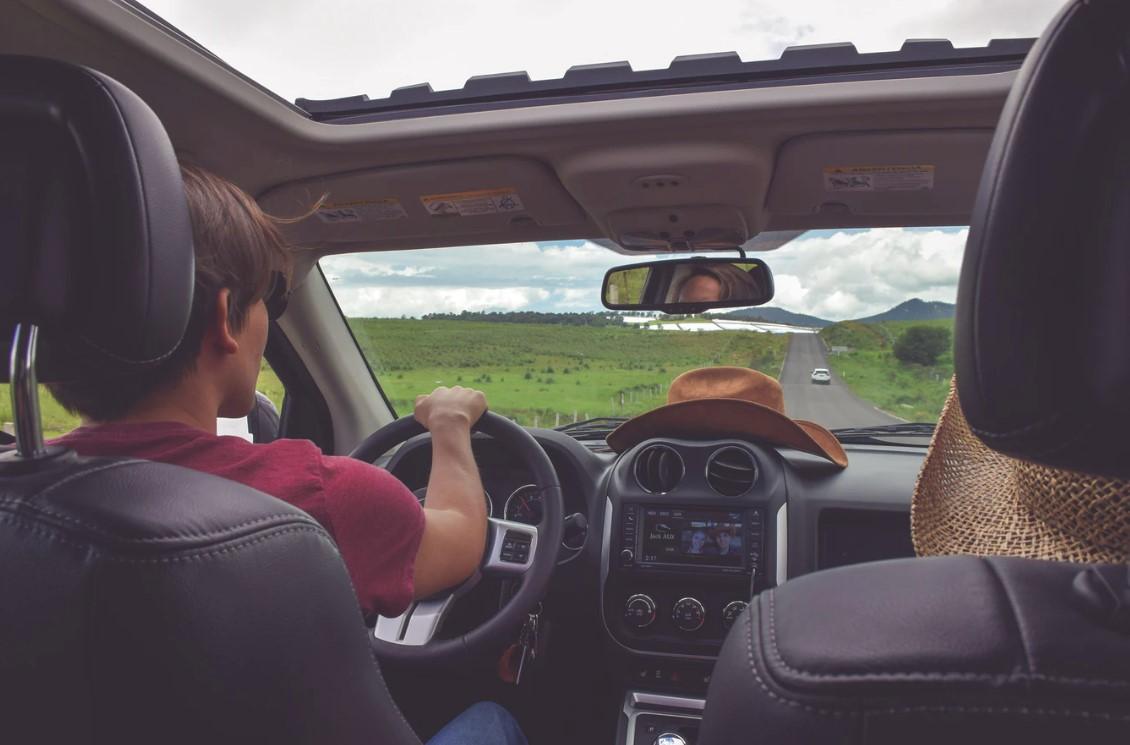 Consejos  manejar en carretera