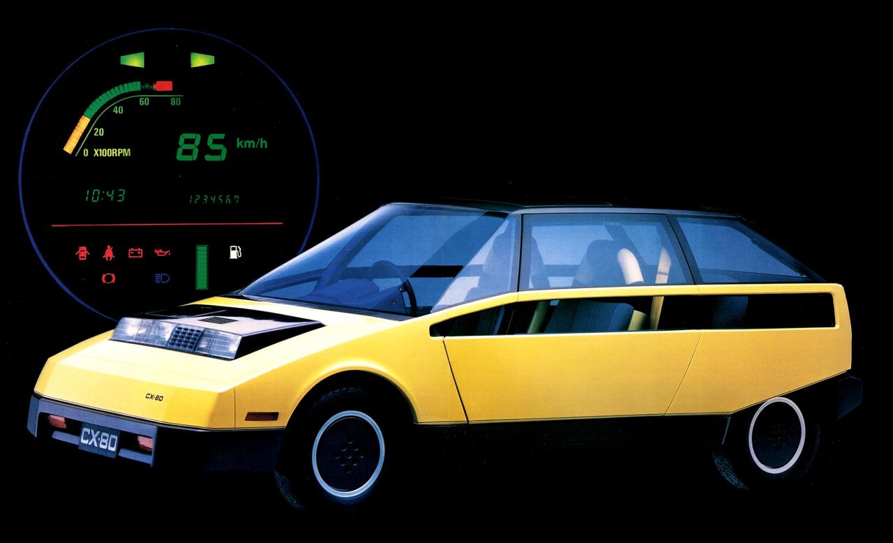 Toyota FCX-80