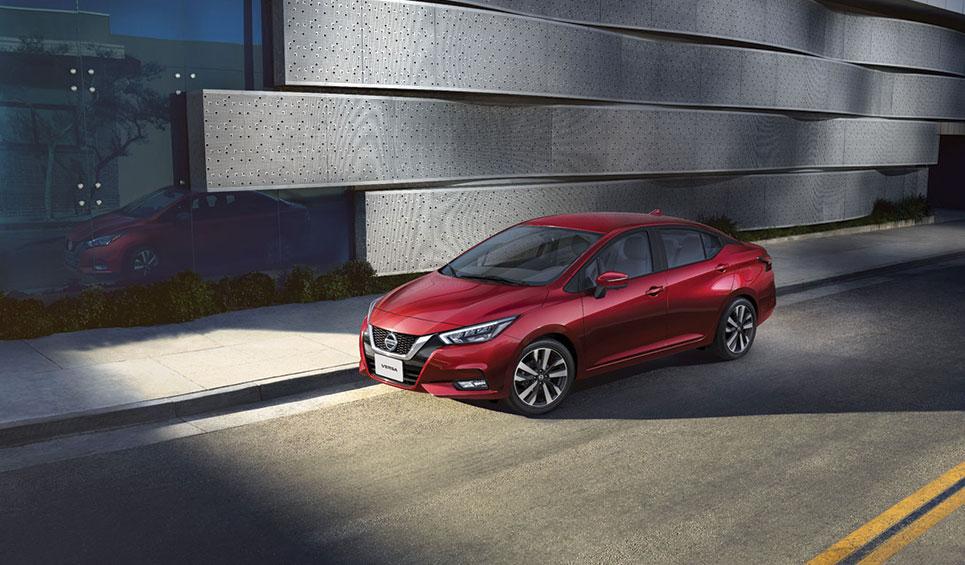 Nissan Versa 2020 Estos Son Los Precios En Mexico