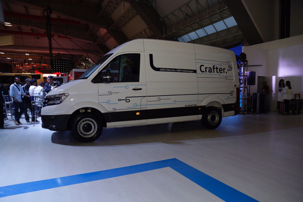 crafter electric