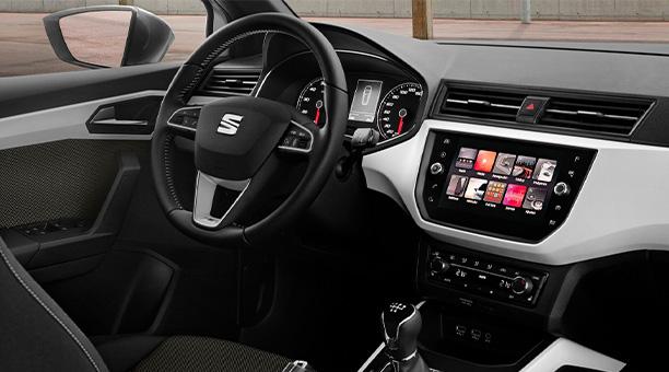 SEAT Arona 2020 precio interior