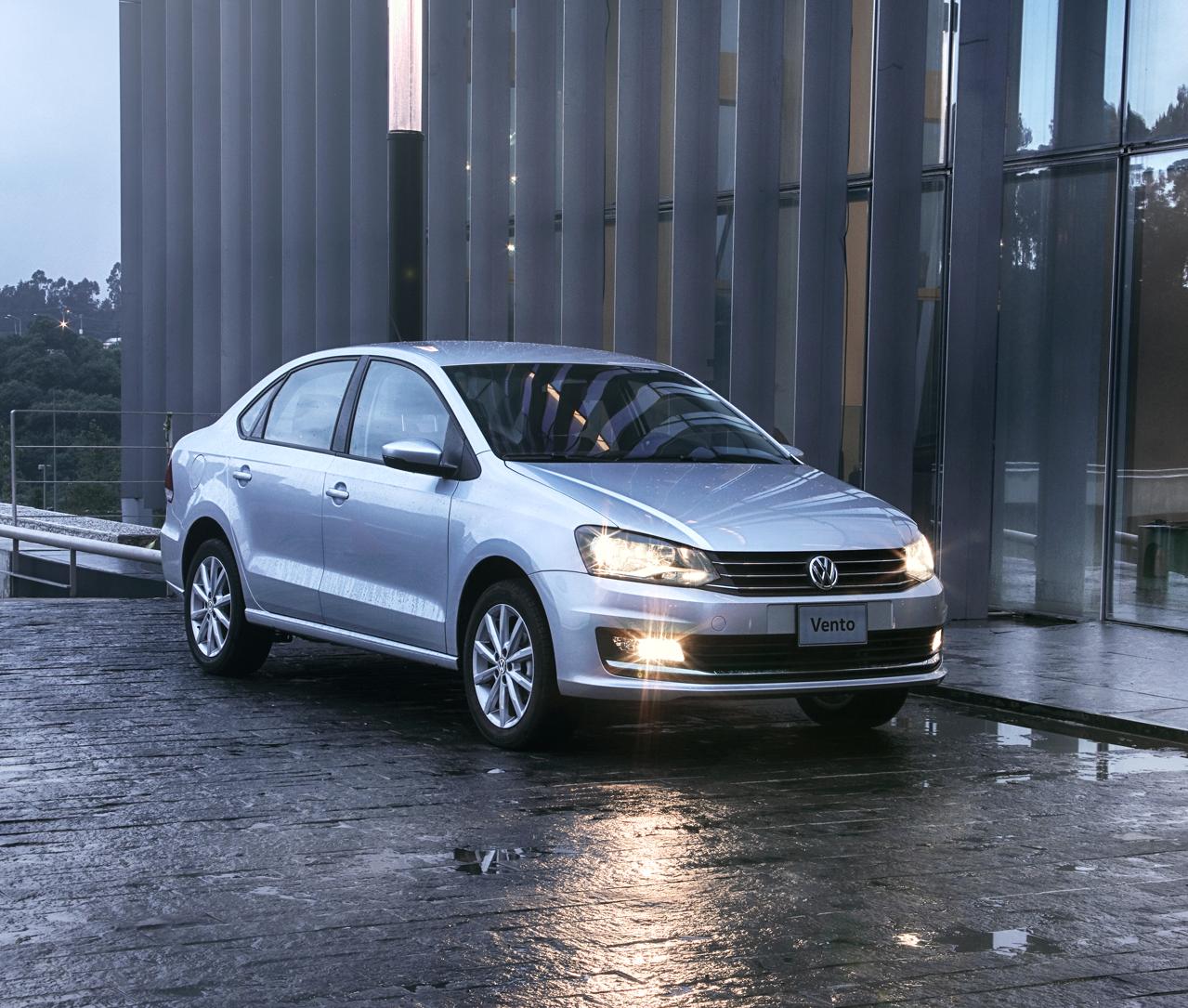 Volkswagen Vento 2020 precio