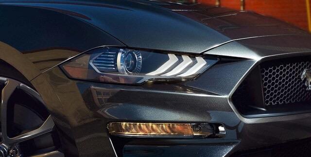 Ford Mustang precio carroceria