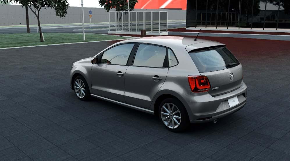 El Volkswagen Polo Design & Sound 2020