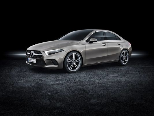 Mercedes-Benz S 200 Sedán Progressive 2020