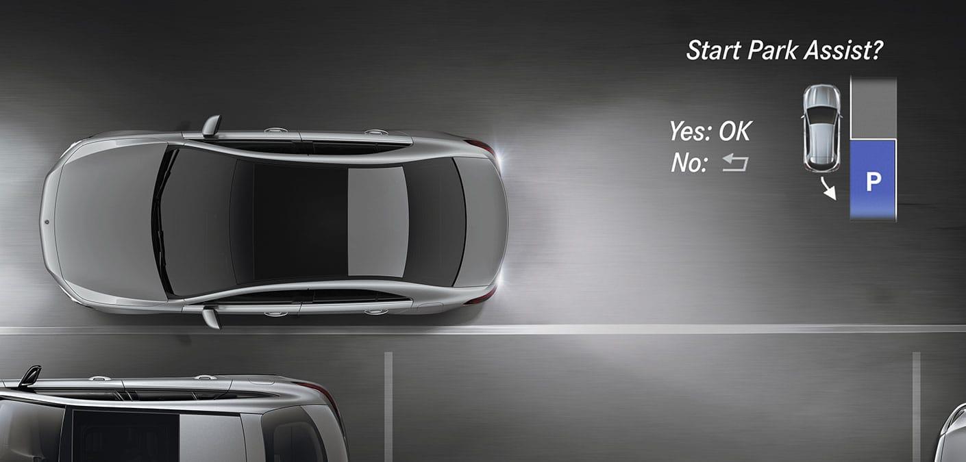 Mercedes-Benz Parktronic