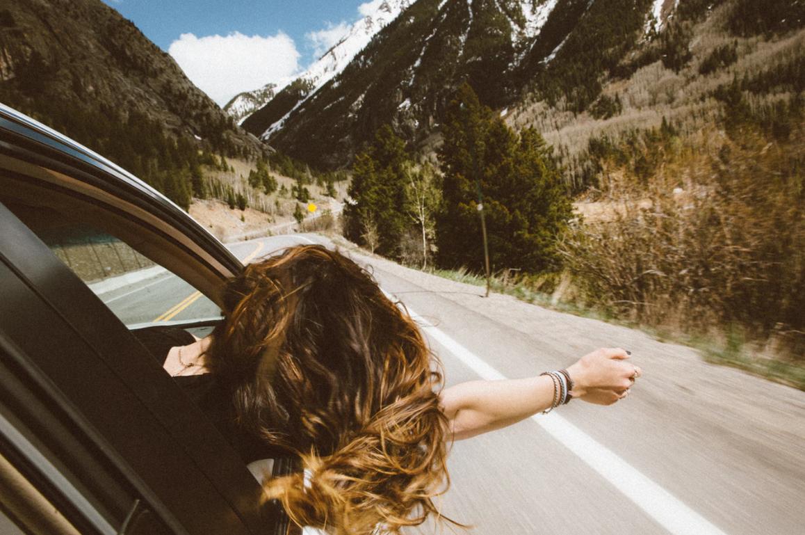 tedio de los viajes largos