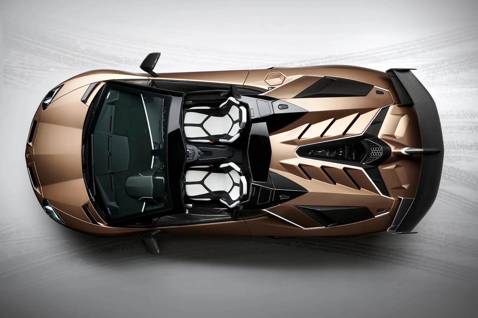 Lamborghini en exhibición