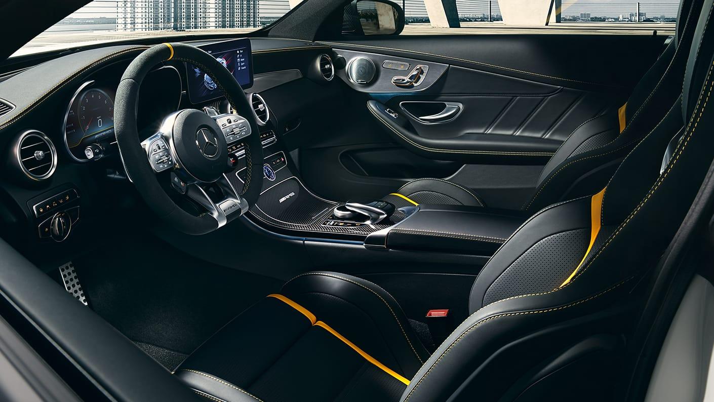 Mercedes-AMG C 63 S Coupé 2020