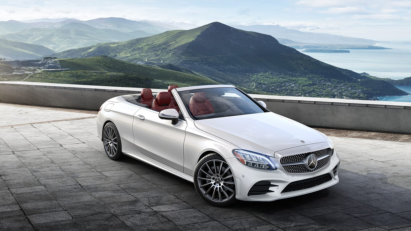 Mercedes-Benz C 200 Convertible 2020