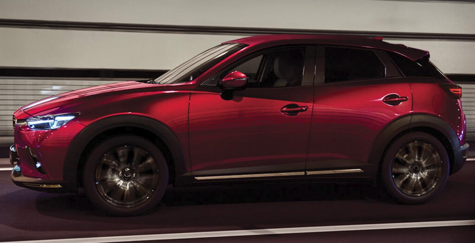 Mazda CX-3 i 2019