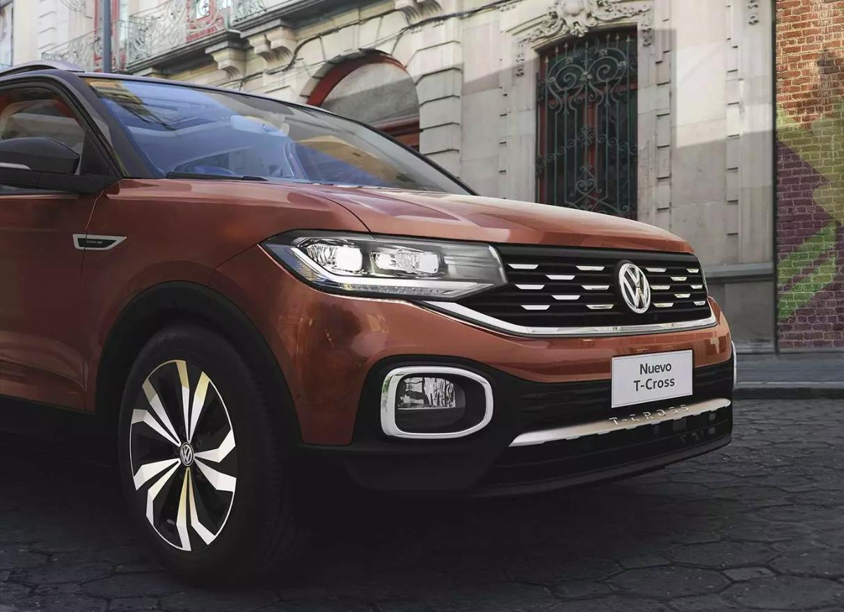 Volkswagen T-Cross Comfortline 2020