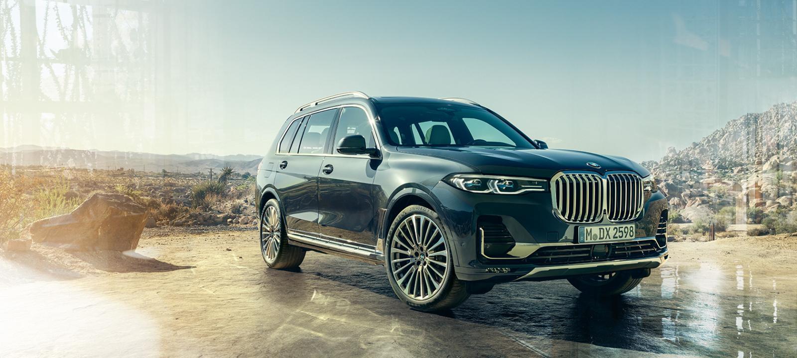 BMW X7 2020: Estos son los precios en México