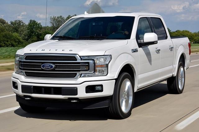 Ford Lobo Platinum rodando