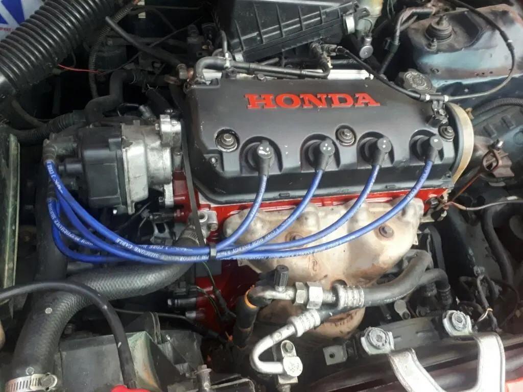Bujías de motor Honda