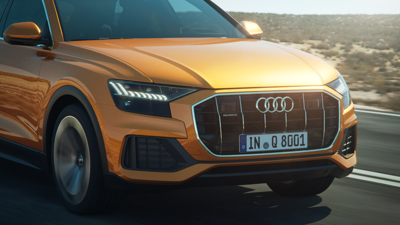 Audi Q8 precio descripción