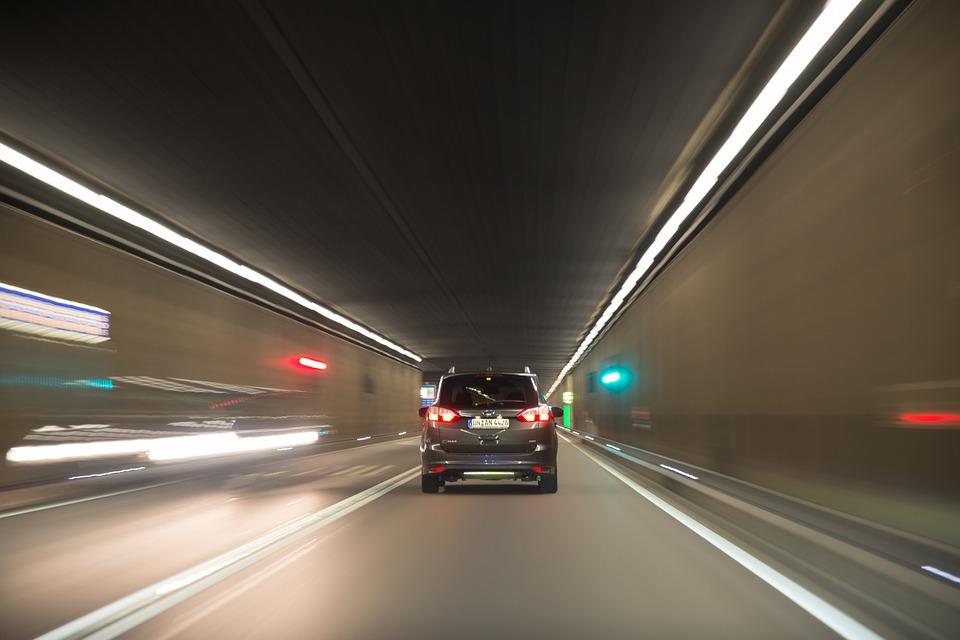 Conducción túnel