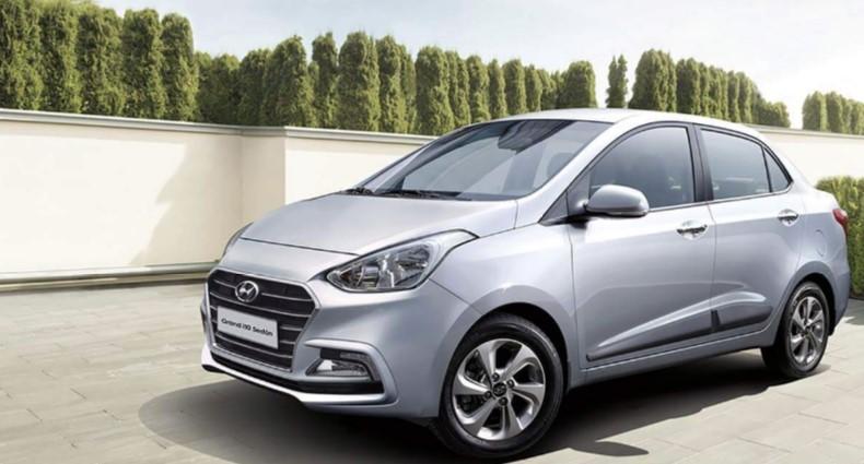 Hyundai Grand i10 Sedán 2020