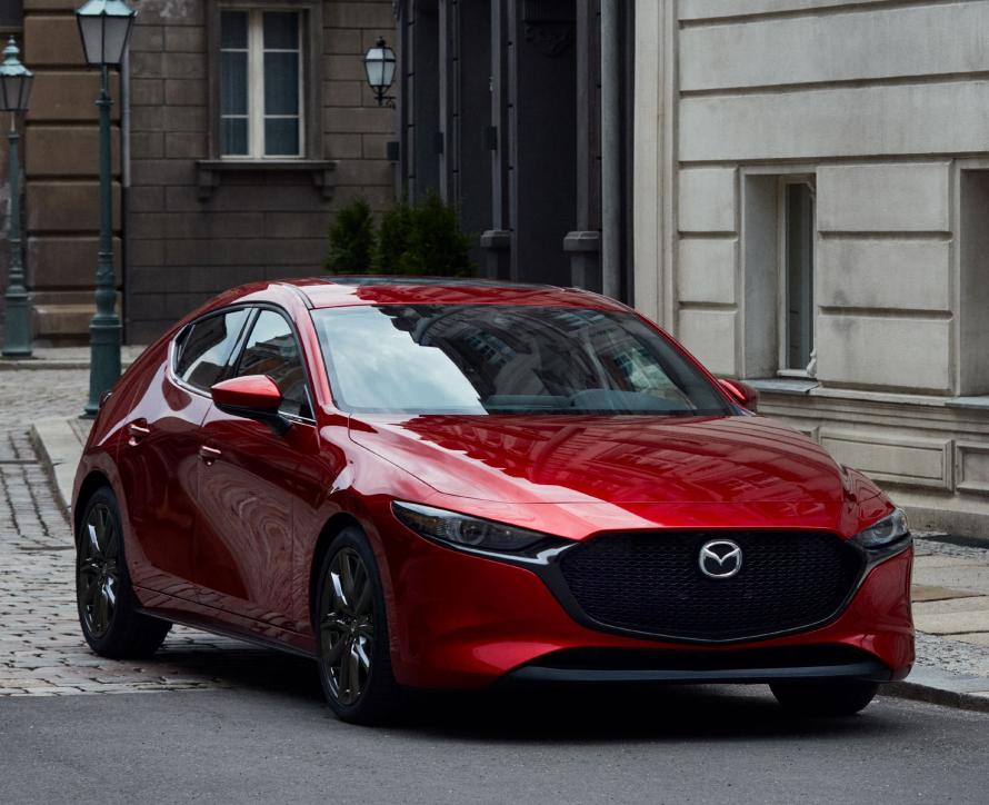 Reseña de Mazda 3 HB 2020