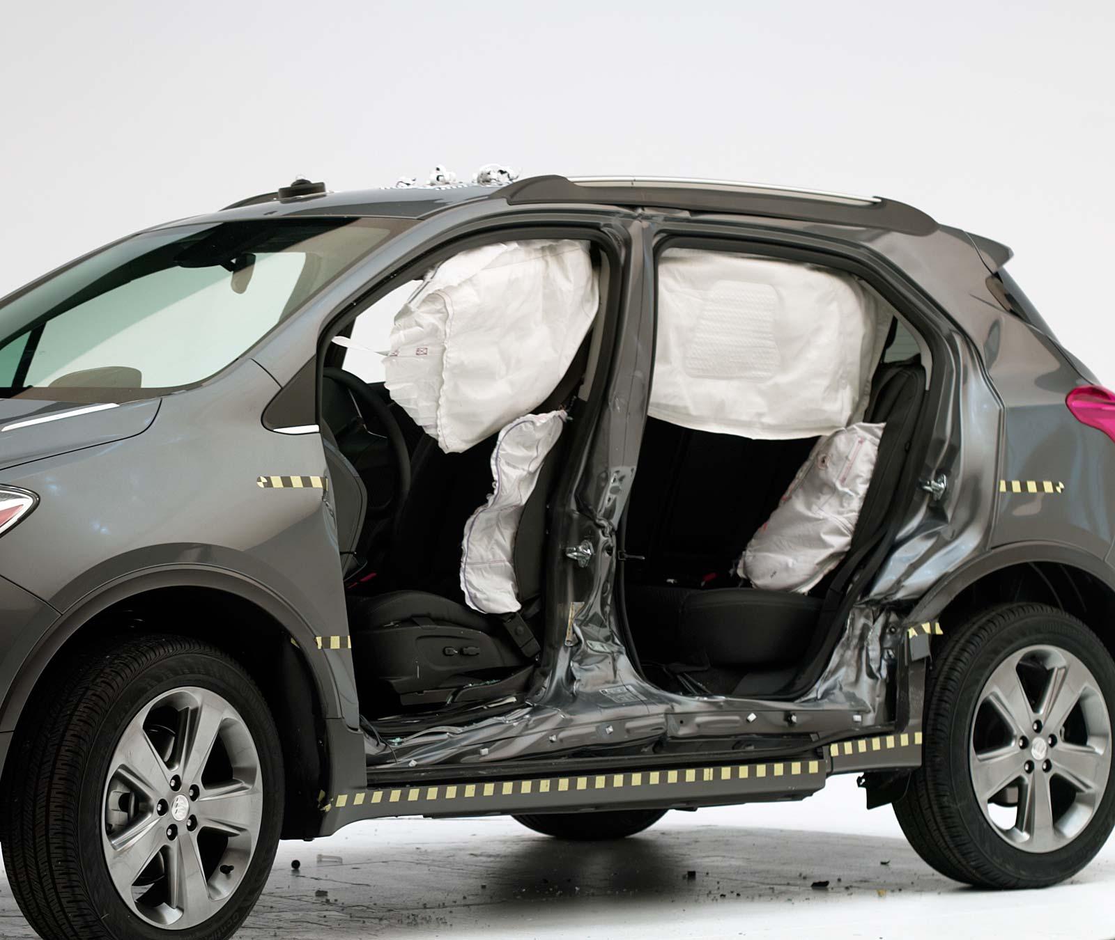 Buick Encore NHTSA