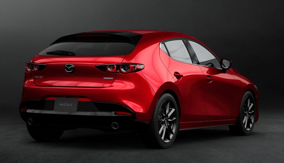 Mazda 3 HB i Grand Touring 2020