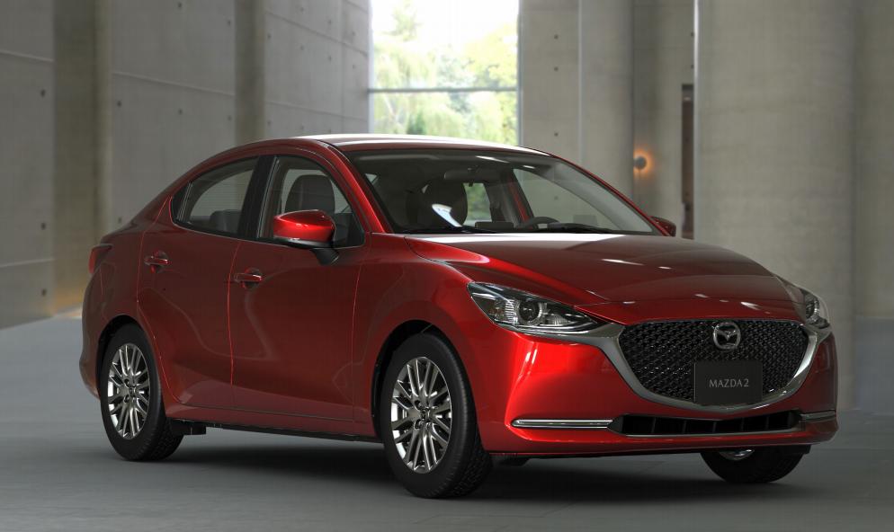 Reseña de Mazda 2 Sedán 2020