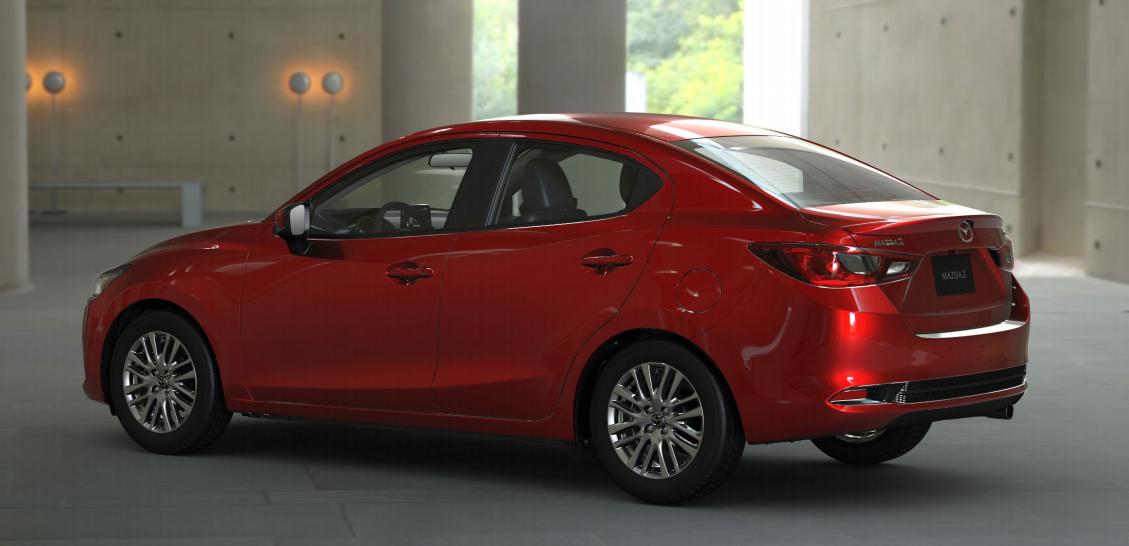 Mazda 2 Sedán i Touring 2020