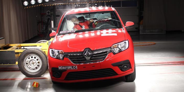Renault Stepway Latin NCAP