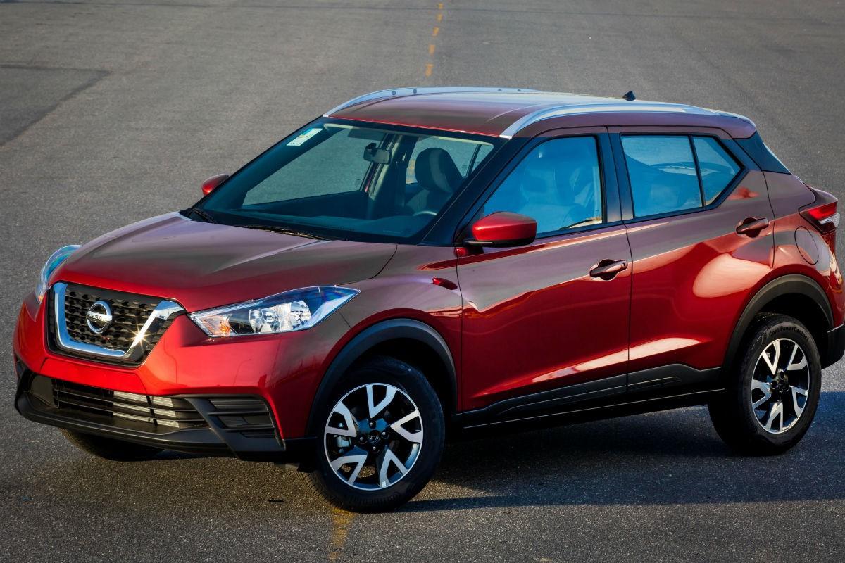 Nissan kicks precio 2020