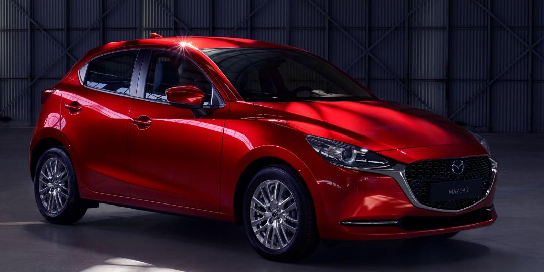 Mazda 2 HB i Grand Touring 2020