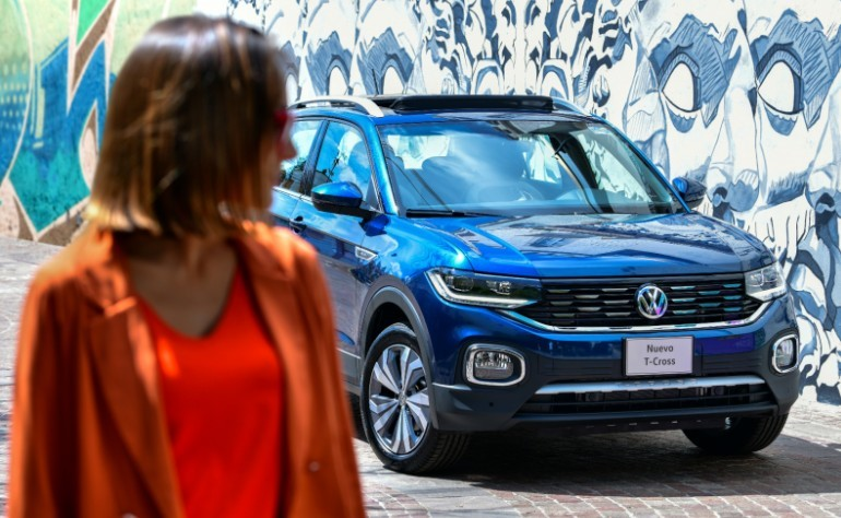 Volkswagen T-Cross Highline 2020