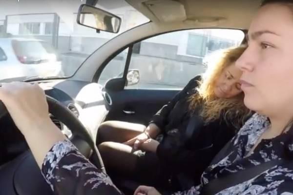 Copiloto durmiendo