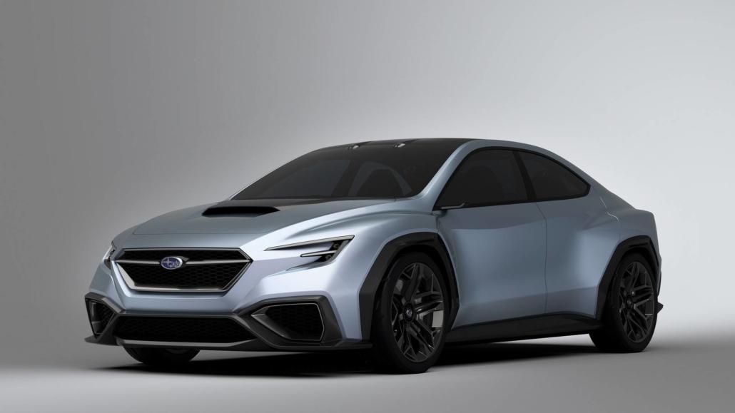 Subaru EV