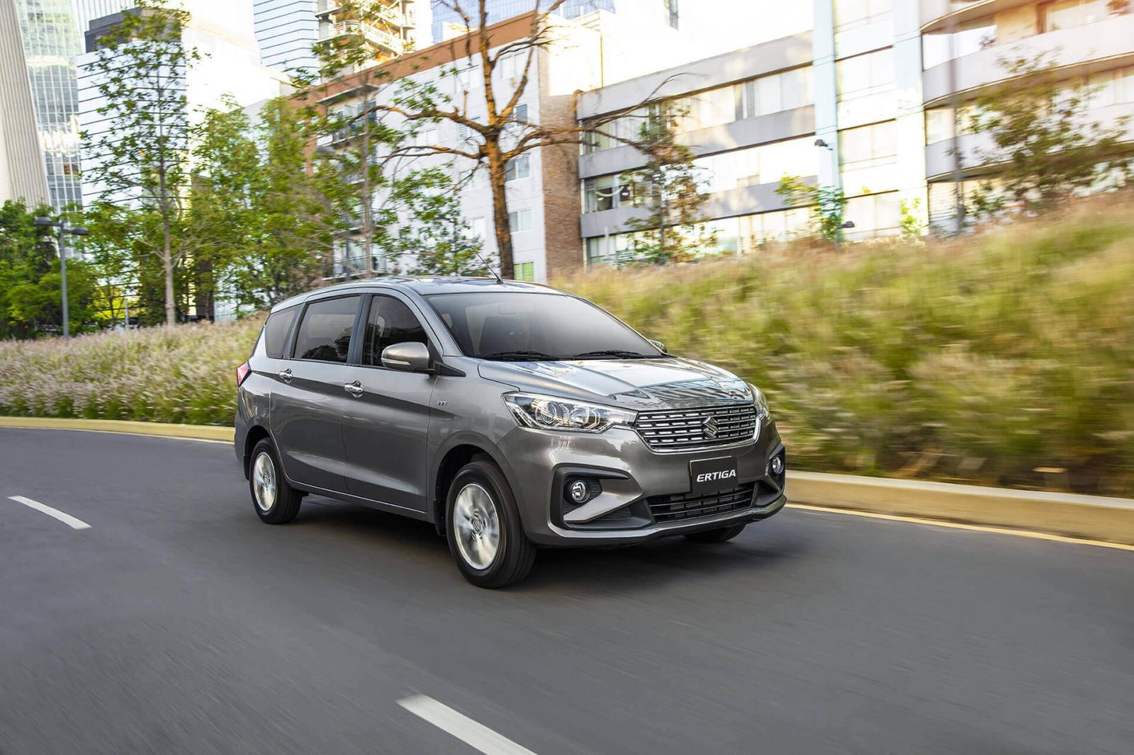 Suzuki ertiga 2020 mexico precio