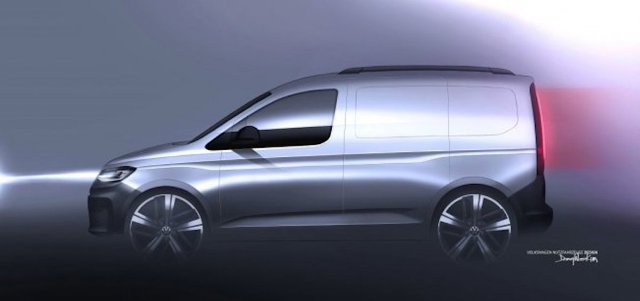 Se aproxima la nueva generación de la Volkswagen Caddy