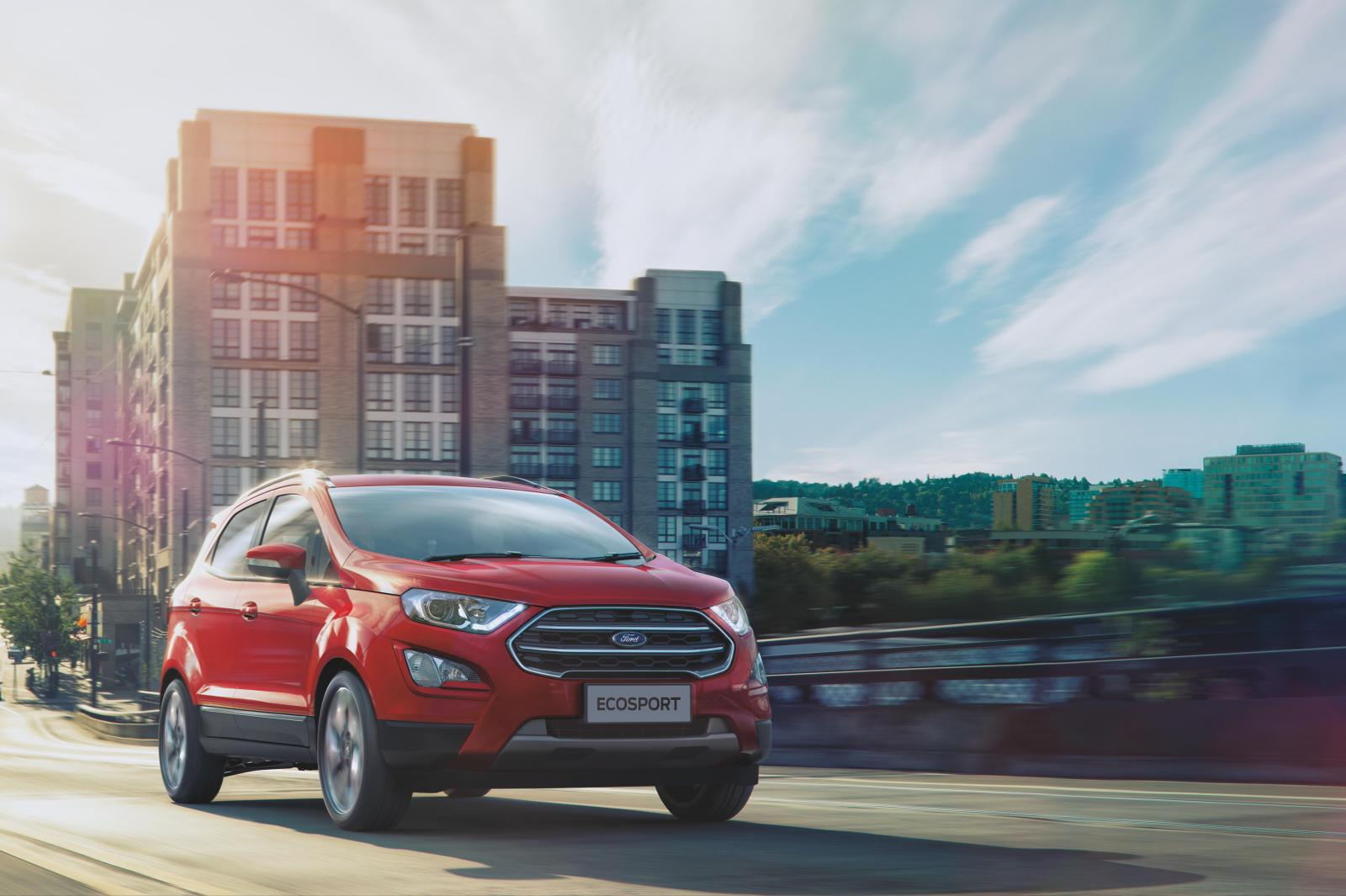 2020 Ford Ecosport Release