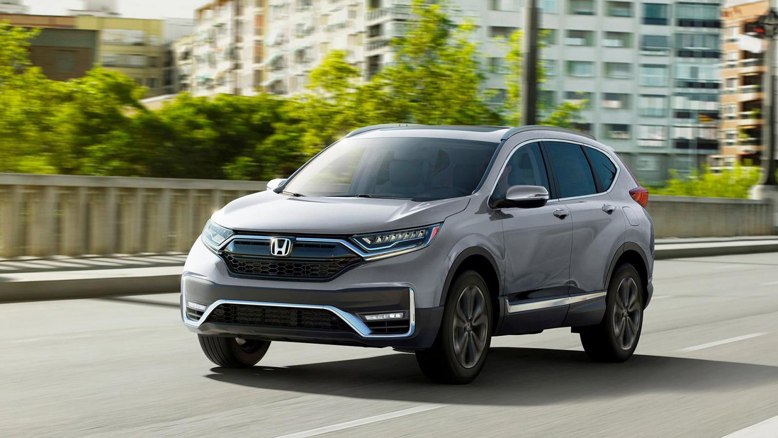 Reseña de Honda CR-V 2020