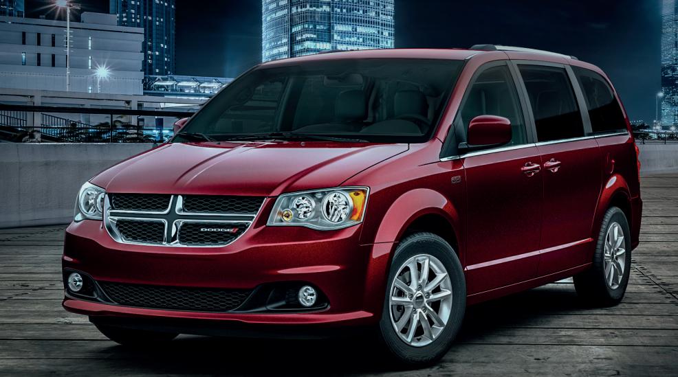 Comparativa Dodge Grand Caravan Sxt Plus 2020 Vs Toyota Sienna Xle 2020