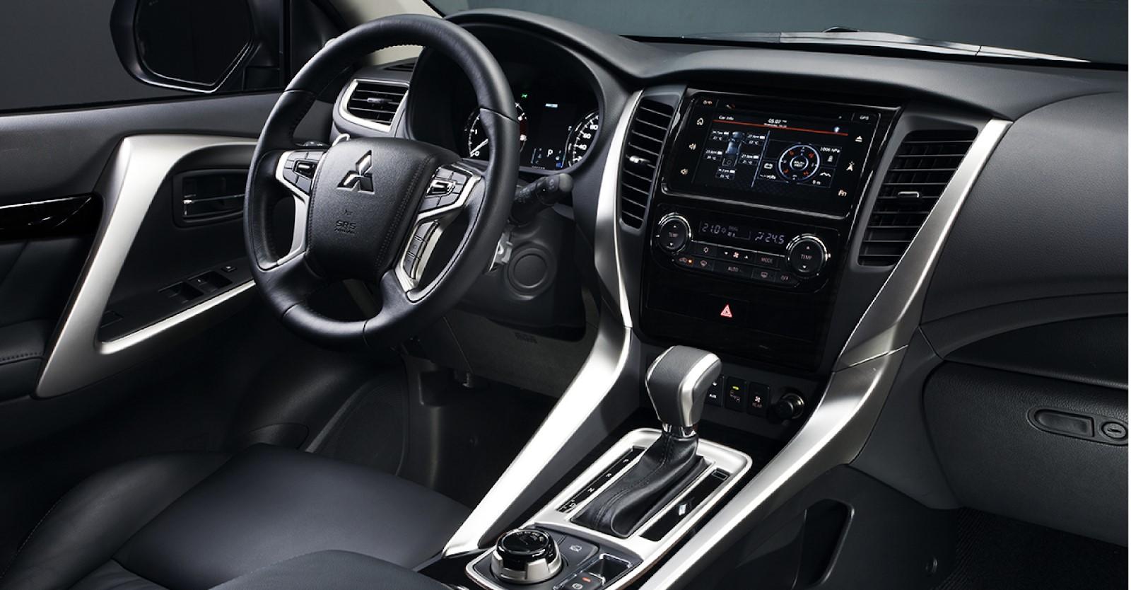 Mitsubishi Montero Sport Se Plus 4x4 2020 Pros Y Contras