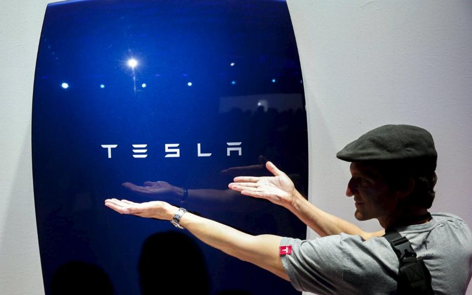 Demostración de Tesla