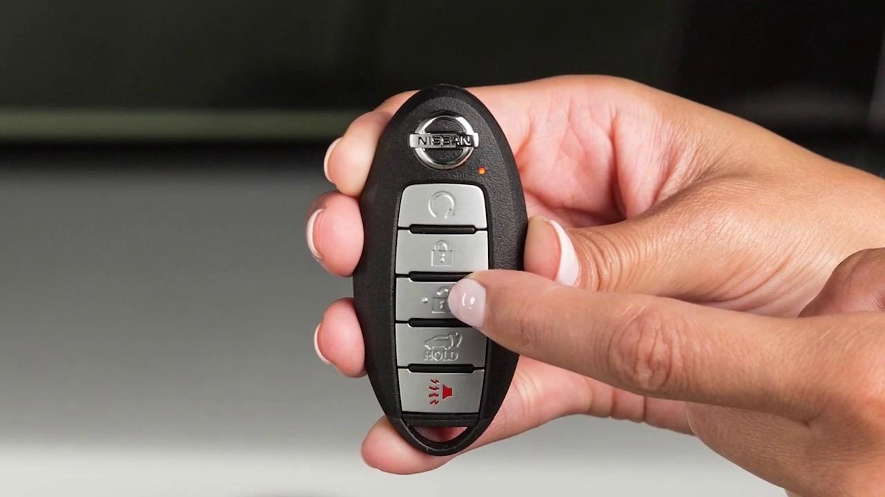 Nissan Intelligent Key