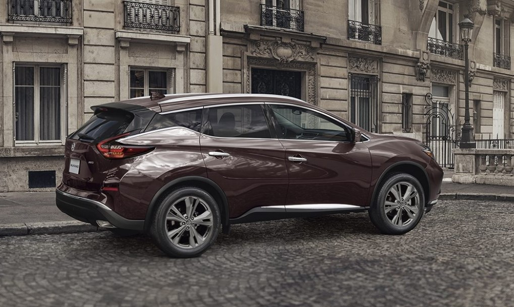 Nissan Murano Exclusive AWD 2020