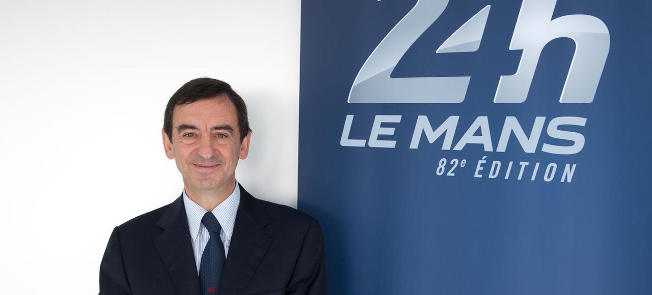 Pierre Fillon Le Mans