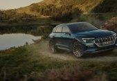 Audi E-Tron obtiene la mejor calificación de seguridad para un EV hasta ahora