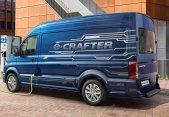 Volkswagen presenta en México a la nueva e-Crafter