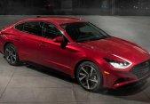 El nuevo Hyundai Sonata N-Line tendrá al menos 290 caballos de fuerza