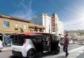 GM presenta el Cruise Origin, su nuevo auto de conducción autónoma