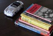 8 libros fantásticos sobre autos y carreras