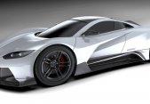"""Elation anuncia su súper auto eléctrico """"Freedom"""" que supera los 1,400 hp"""